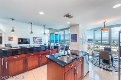 Las Vegas High Rise For Sale: 4525 Dean Martin Drive #1706