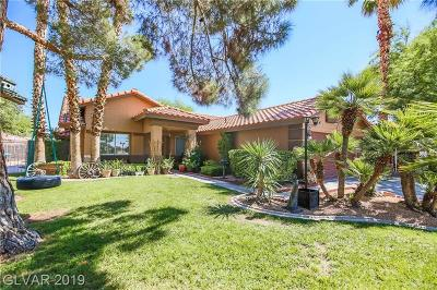 North Las Vegas Single Family Home For Sale: 1228 Teal Island Drive