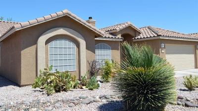 North Las Vegas Single Family Home For Sale: 6114 Marvin Street