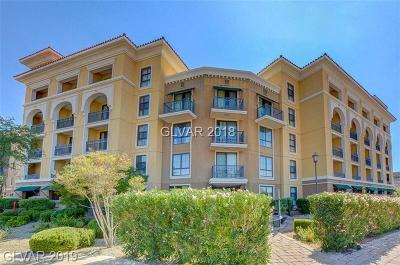 Henderson High Rise For Sale: 29 Montelago #403
