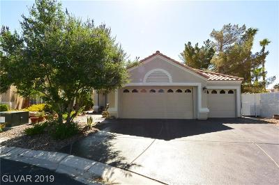 Single Family Home Under Contract - No Show: 7444 Desert Flame Court