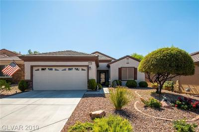 HENDERSON Single Family Home For Sale: 2539 Stardust Valley Drive