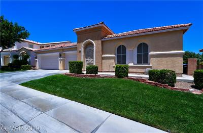 North Las Vegas Single Family Home For Sale: 1412 Gentle Brook Street