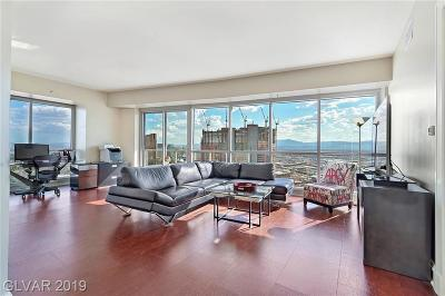 Las Vegas High Rise For Sale: 2700 South Las Vegas Boulevard #4008