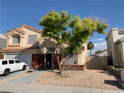 Single Family Home For Sale: 7805 Meadowrobin Avenue