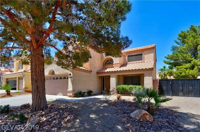 Single Family Home For Sale: 1900 Camino Carlos Rey