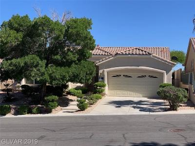 Las Vegas Single Family Home For Sale: 11165 Shadow Nook Court