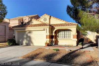 Las Vegas Single Family Home For Sale: 2832 Autumn Haze Lane