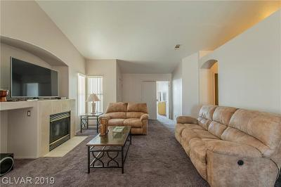 North Las Vegas Single Family Home For Sale: 3422 Side Saddle Court