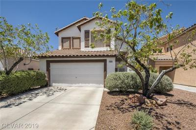 Spring Valley Single Family Home For Sale: 7034 Rustling Winds Avenue