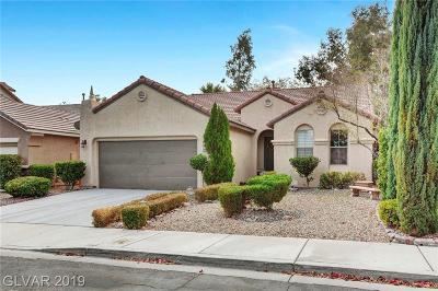 Single Family Home For Sale: 2429 Allegretto Avenue