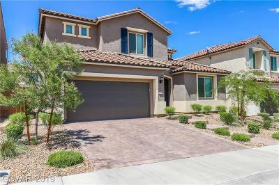 Las Vegas Single Family Home For Sale: 9994 Celestial Cliffs Avenue