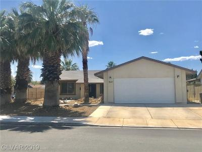 Spring Valley Single Family Home For Sale: 3667 Tempe Street