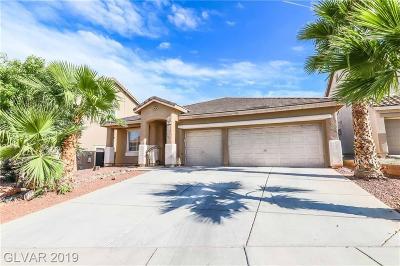 North Las Vegas Single Family Home For Sale: 121 Purple Passion Avenue
