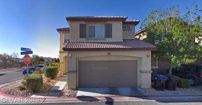 North Las Vegas Single Family Home For Sale: 4421 Mount Penteli Avenue