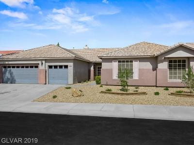 Las Vegas Single Family Home For Sale: 3516 Kilbarry Court