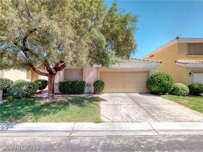 Las Vegas Single Family Home For Sale: 266 Rusty Plank Avenue