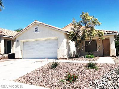 Las Vegas Single Family Home For Sale: 8020 Shady Glen Avenue