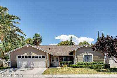 Single Family Home For Sale: 1716 Serafina Street