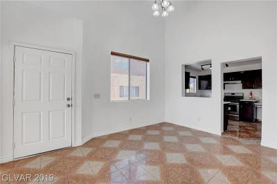 Las Vegas Single Family Home For Sale: 2603 Cimarron Cove Court