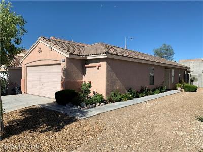 Las Vegas Single Family Home For Sale: 8015 Long Beach Street