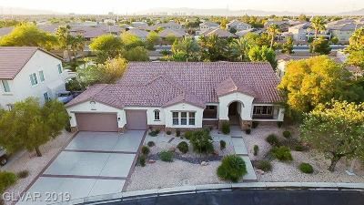 LAS VEGAS Single Family Home For Sale: 328 Hedgehope Drive