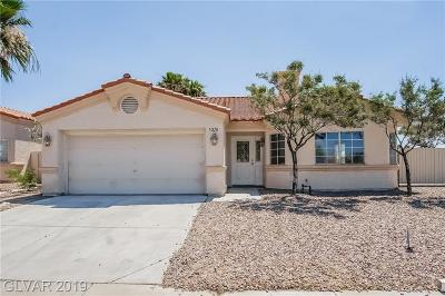 North Las Vegas Single Family Home For Sale: 5218 Sugar Maple Court