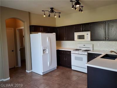 Las Vegas Single Family Home For Sale: 4956 Miners Ridge Drive Drive