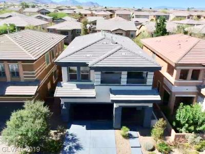 Las Vegas Single Family Home For Sale: 10438 Hickory Bark Road