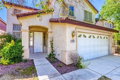 Single Family Home For Sale: 4746 Calico Canyon Court