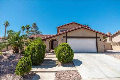 Spring Valley Single Family Home For Sale: 5253 Cartaro Drive