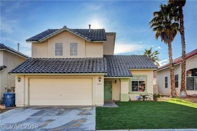Single Family Home For Sale: 3659 Gerri Bay Lane