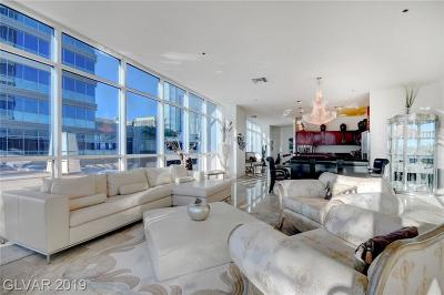 Las Vegas High Rise For Sale: 4575 Dean Martin Drive #307