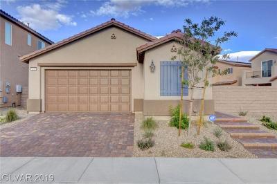 North Las Vegas Single Family Home For Sale: 6236 Supernova Hill Street