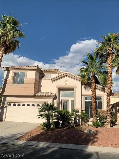 Las Vegas Single Family Home Under Contract - Show: 316 White Bluffs Street