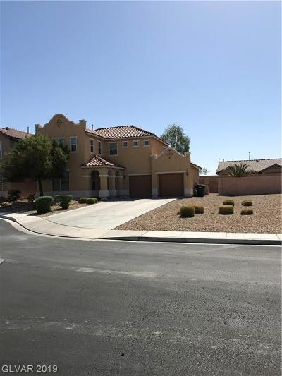 North Las Vegas Single Family Home For Sale: 5866 Hollingshed Court