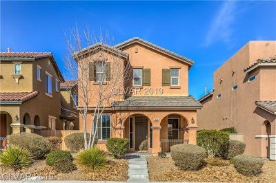 Single Family Home For Sale: 8920 Horizon Hyatt Avenue
