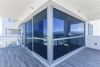Las Vegas High Rise For Sale: 2700 South Las Vegas Bl Boulevard #4003