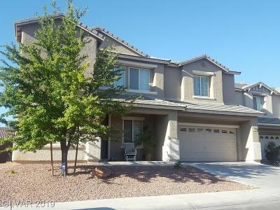 North Las Vegas Single Family Home For Sale: 1121 Windy Ferrell Avenue