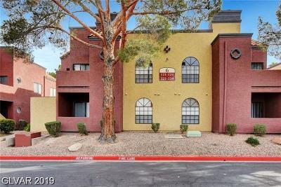 Las Vegas, Henderson Rental For Rent: 4050 Pacific Harbors Drive #221