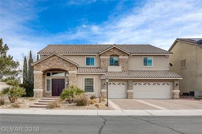 Henderson NV Single Family Home For Sale: $649,900