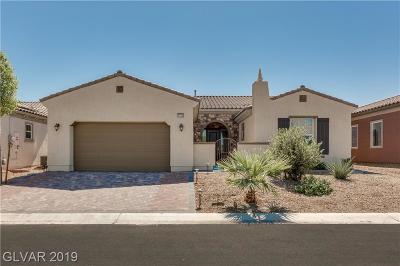 Las Vegas Single Family Home For Sale: 5730 Douglas Everett Street