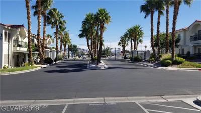 Las Vegas Condo/Townhouse For Sale: 6201 Lake Mead Boulevard #270