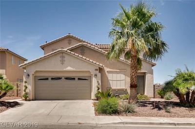 Henderson Single Family Home For Sale: 1218 Tranquil Rain Avenue