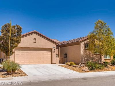 North Las Vegas Single Family Home For Sale: 2048 Bay Thrush Way