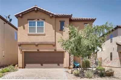 Las Vegas Single Family Home For Sale: 6997 Seat Wall Road