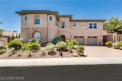 Single Family Home For Sale: 11533 White Cliffs Avenue