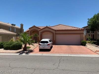 Las Vegas Single Family Home For Sale: 8863 Mia Moore Avenue