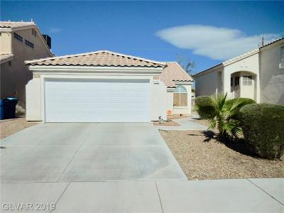 Las Vegas NV Single Family Home Under Contract - No Show: $230,000