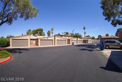 Las Vegas NV Condo/Townhouse For Sale: $179,900